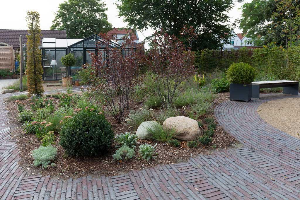 baumrausch Landschaftsarchitektur Trauergarten